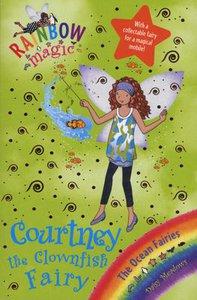 Rainbow Magic : The Ocean Fairies : Courtney The Clownfish Fairy