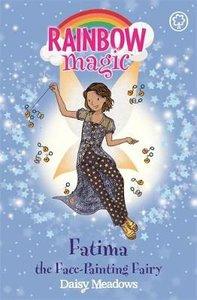 Rainbow Magic : The Funfair Fairies : Fatima the Face-Painting Fairy