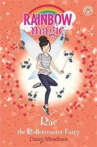 Rainbow Magic : The Funfair Fairies : Rae the Rollercoaster Fairy