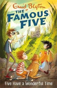 The Famous Five: Five Have A Wonderful Time: Book 11