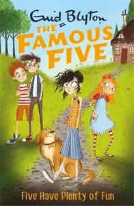 The Famous Five: Five Have Plenty Of Fun : Book 14