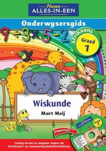 Nuwe Alles-in-Een Graad 1 Wiskunde Onderwysersgids (CD ingesluit)