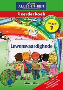 Nuwe Alles-In-Een Graad 1 Education>Education>Grade 1-3>Afrikaans (FAL)Leerderboek (Volkleur)