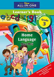 New All-In-One Grade 3 Home Language Learner's Book (Full-colour)