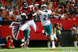Falcons vs Dolphins