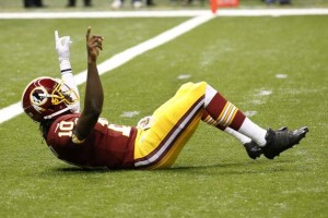 Will the Skins and RG3 Have a letdown?