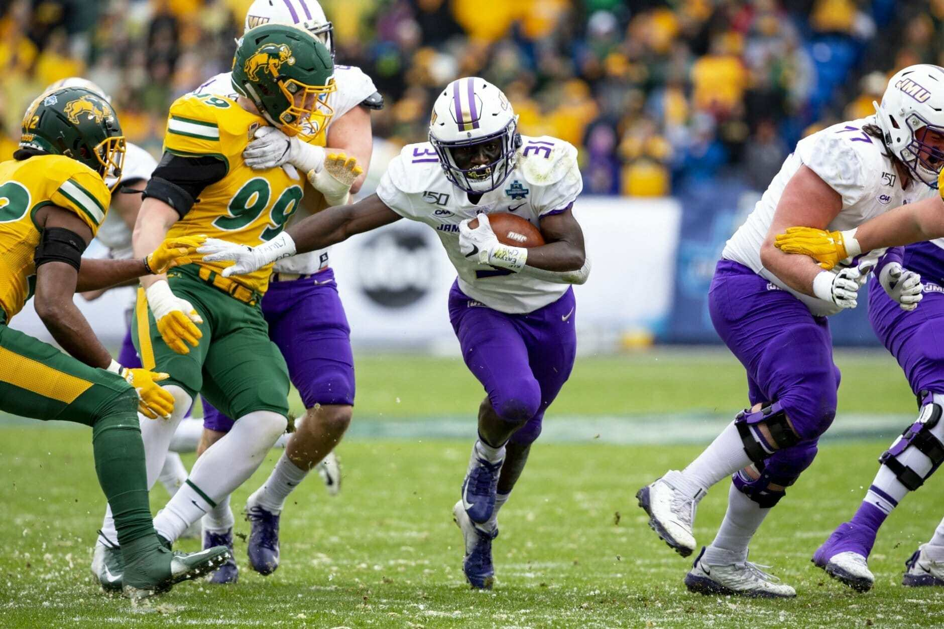 FCS Football 2021 Schedule, Odds and Picks For Every Week 2 Game