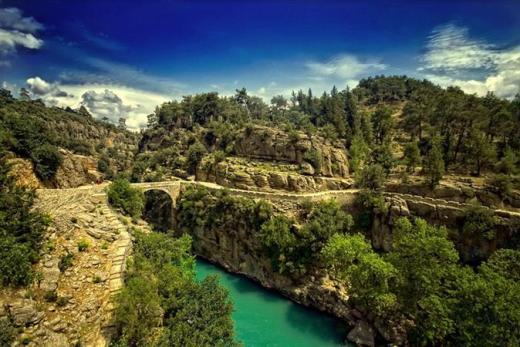 Туры в Турцию | Белек | Каньон Кепрюлю