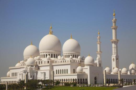 Мечеть шейха Зайда | ОАЭ