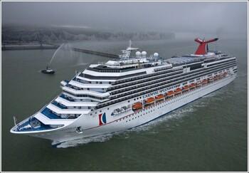 Carnival Cruise Line возобновит круизы в августе