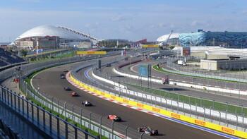 Этап «Формулы 1» пройдёт в Сочи в сентябре