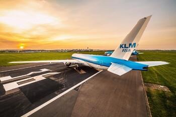 KLM возобновила полёты в города Европы