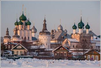 Почти треть европейцев хотели бы побывать в РФ в ближайшие годы