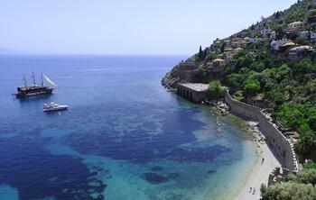 С 1 июля украинские туристы смогут отдыхать в Турции