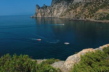 Скоростное судно Комета в Крыму возобновит рейсы с 1 июля