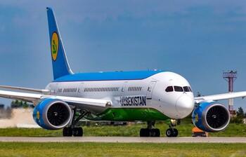 Узбекистан возобновляет регулярные полёты в ряд стран