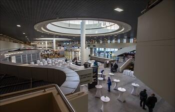 В аэропорту Пулково можно сделать тест на коронавирус