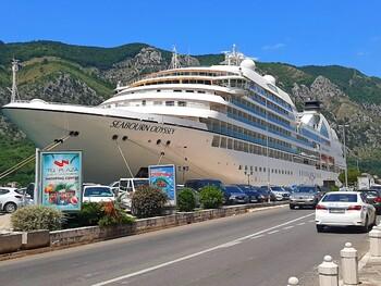 В Которе сезон круизных лайнеров стартует в конце июля
