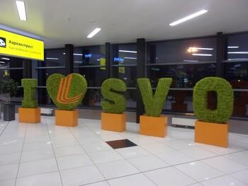 В «Шереметьево» открывается терминал D