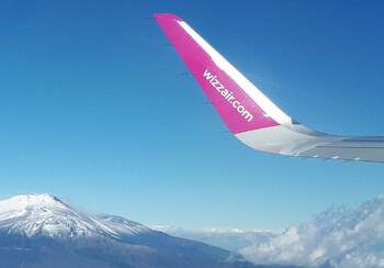 Wizz Air запустит пять новых рейсов в Италию из Петербурга