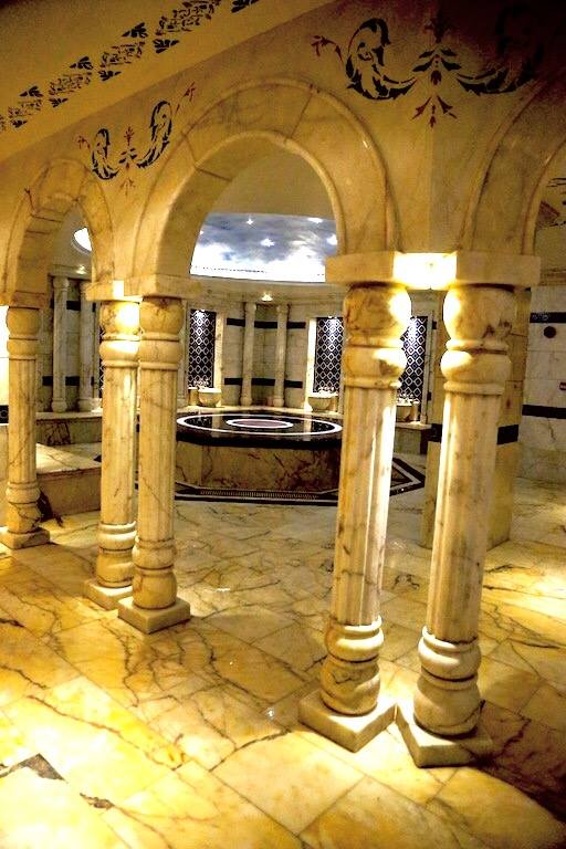Turkish Bath in Amman Jordan