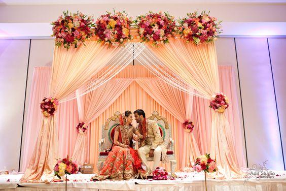 Top 5 Indian Wedding Stage Decorations Bookingevents