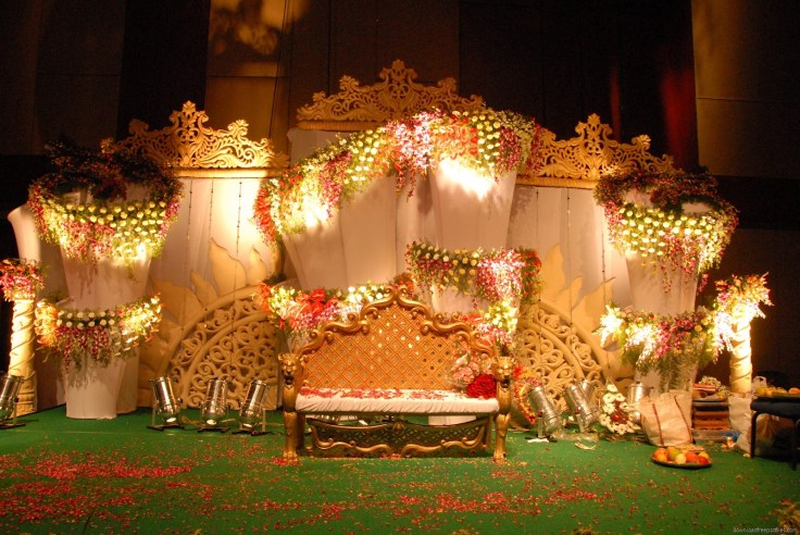 Top 5 Indian Wedding Stage Decorations Bookingevents