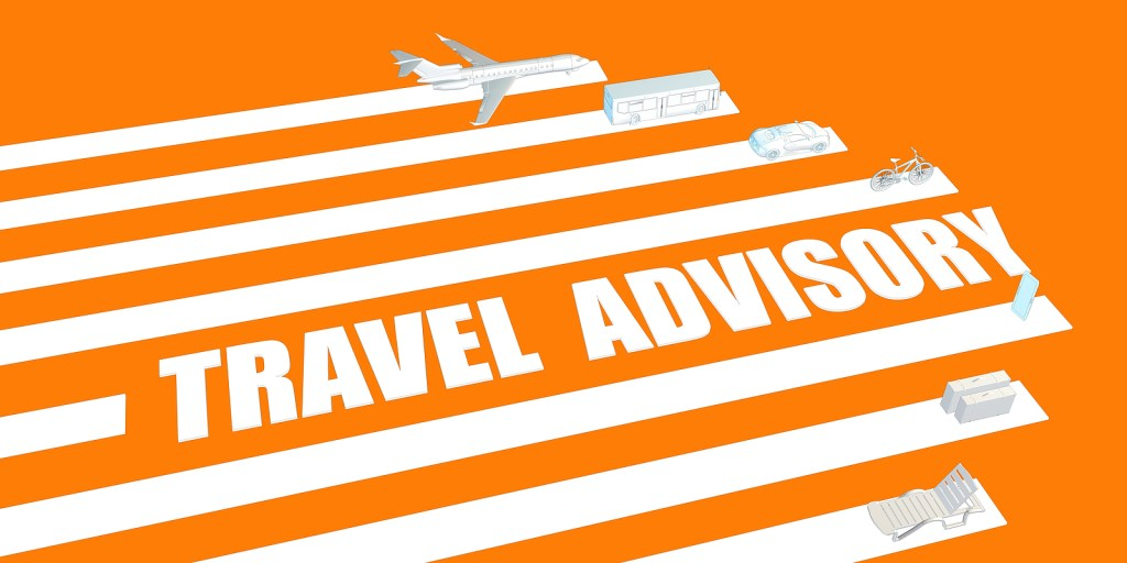 Travel Advisory by Booking Express Travel