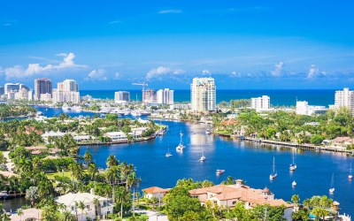 Experiencing Ft. Lauderdale, Florida with Booking Express Travel