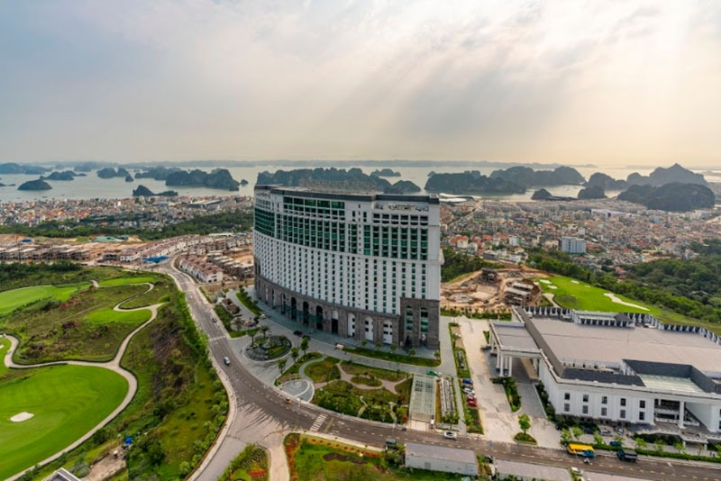 flc halong bay golf club & luxury resort