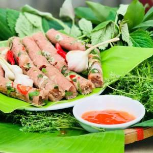 Nem chua - Đặc sản nổi tiếng nhất xứ Thanh