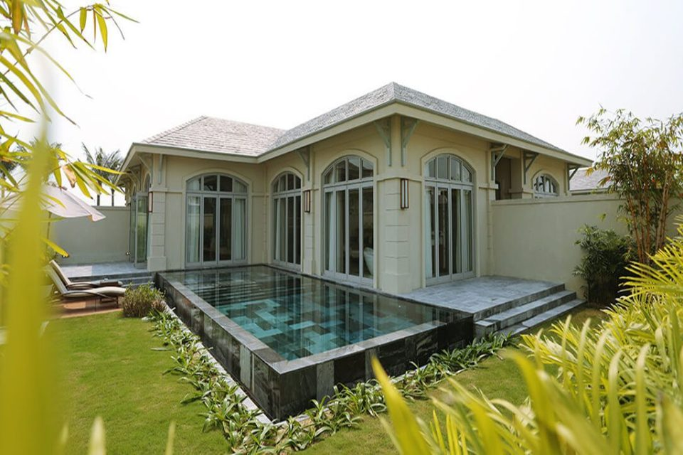 Pool Villa luxury resort Sầm sơn