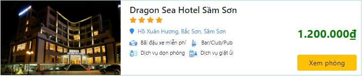 dragon sea hotel sầm sơn