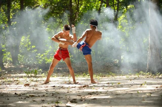 Coaching sportif et Boxe – Isma boxe thai Paris 13