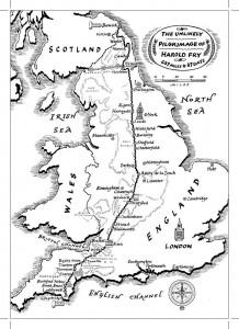 The Unlikely Pilgrimage of Harold Fry ~ by Rachel Joyce