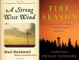 A Strong West Wind and Fire Season