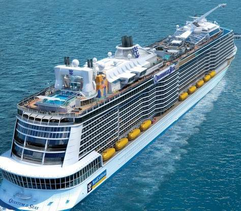 "Royal Caribbean predstavlja novi mega-kruzer ""Quantum of the Seas"""