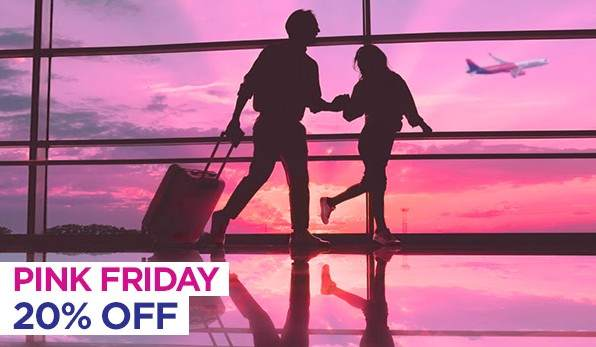 Pink friday uz Wizzair