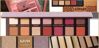 The Best Eyeshadow Pallets for Fall 7
