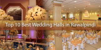Top 10 Best Wedding Halls in Rawalpindi