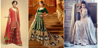 Top 7 wedding styles for the pakistani bride