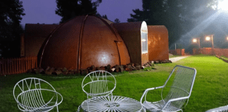 Camping Pods in Nathia Gali