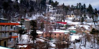 Murree Hill Station