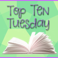 #TopTenTuesday: Top Ten Books on My Spring TBR
