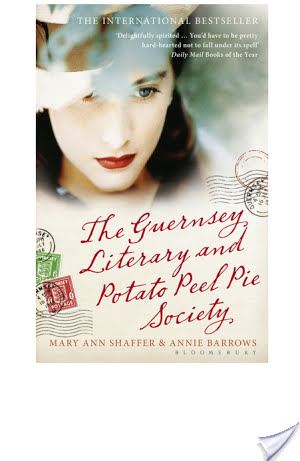 Books as Connection in The Guernsey Literary and Potato Peel Society (2008)