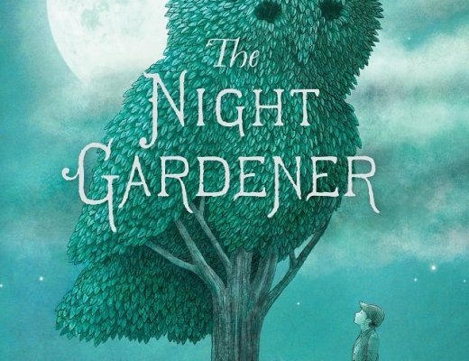 Picturebook Trio: A Night Gardener, a Gryphon, and a Whisper