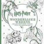 Kleurboek Harry Potter Wonderlijke Wezens