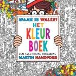 Kleurboek Waar is Wally?