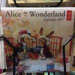 Kalender 2017 Alice in Wonderland