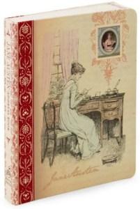 Adresboek Jane Austen